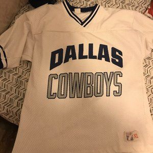 DALLAS COWBOYS NFL VINTAGE JERSEY LOGO 7 XL